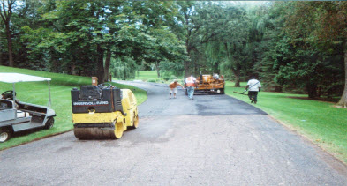 Houston asphalt services